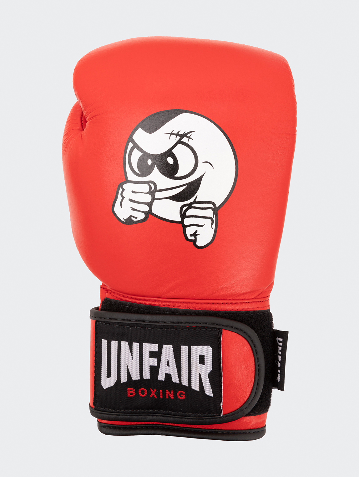 UNFAIR Boxing Gloves Red