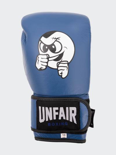 UNFAIR Boxing Gloves Blue
